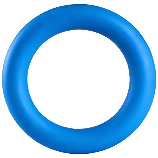 Best Tough Dog Toys Atesson Rubber Ring
