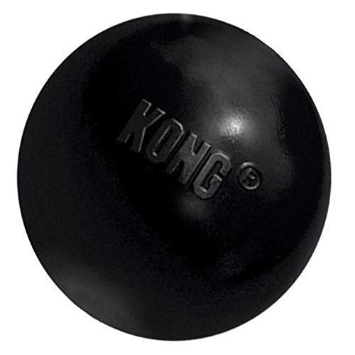 Best Tough Dog Toys Kong Rubber Ball Extreme