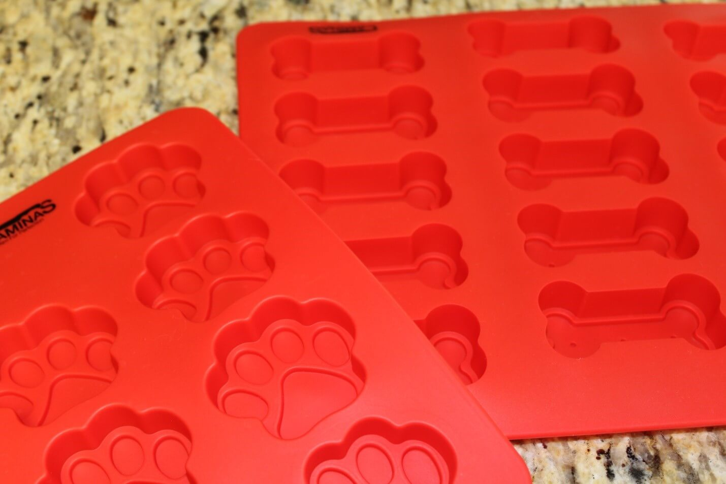 Chicken Gummy Paws Homemade Dog Treat Molds
